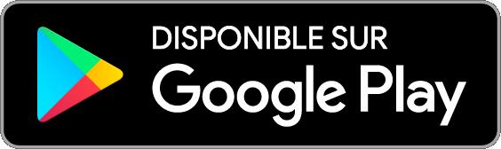 Télécharger l'application avec Google Play