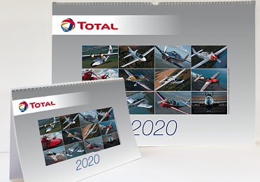 Calendrier aviation total