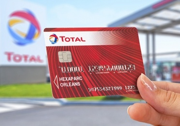 cartes carburant TOTAL