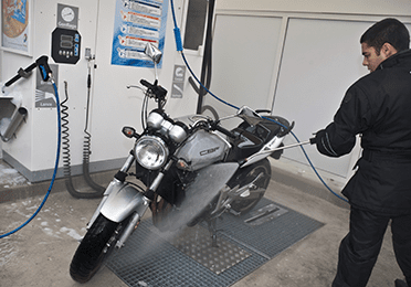 lavage moto scooter  Wash