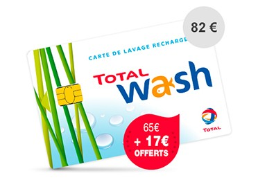 lavage TOTAL Wash