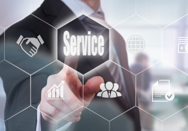 service commercial Serenis