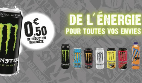 Gamme Monster