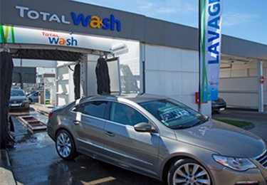 station lavage wash
