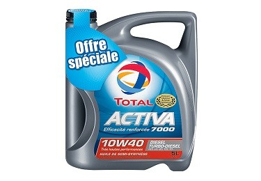 TOTAL ACTIVA 7000 10W-40