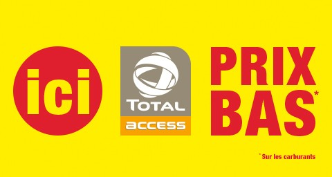 Total Access prix bas