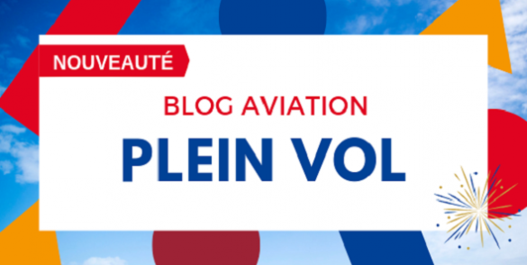 Blog aviation plein vol