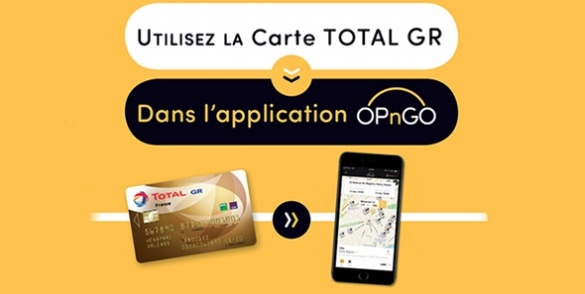 OPnGO carte TOTAL GR
