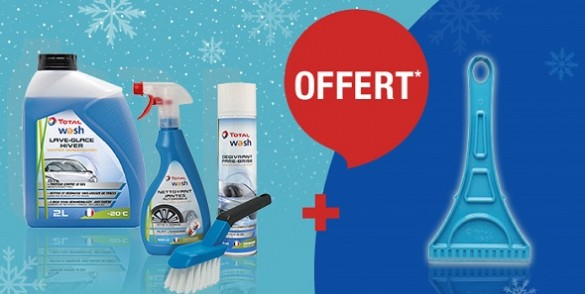 Total wash pack hiver