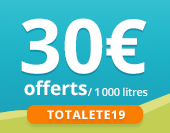 Total FioulMarket offre exclusive