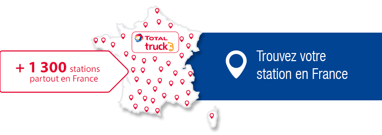 stations TOTAL TRUCK